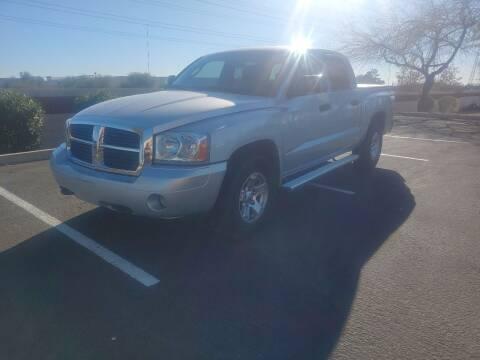 2007 Dodge Dakota for sale at Sooner Automotive Sales & Service LLC in Peoria AZ