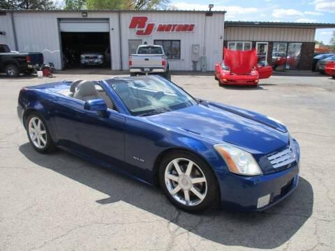 2004 Cadillac XLR for sale at RJ Motors in Plano IL