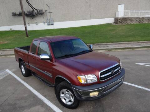 2002 Toyota Tundra for sale at 123 Car 2 Go LLC in Dallas TX