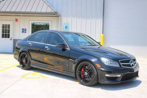 2013 Mercedes-Benz C-Class for sale at B&M Motorsports in Springfield IL