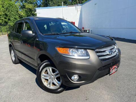 2012 Hyundai Santa Fe for sale at JerseyMotorsInc.com in Teterboro NJ