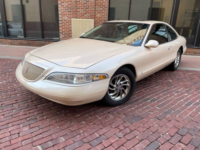 1998 Lincoln Mark VIII for sale at Euroasian Auto Inc in Wichita KS