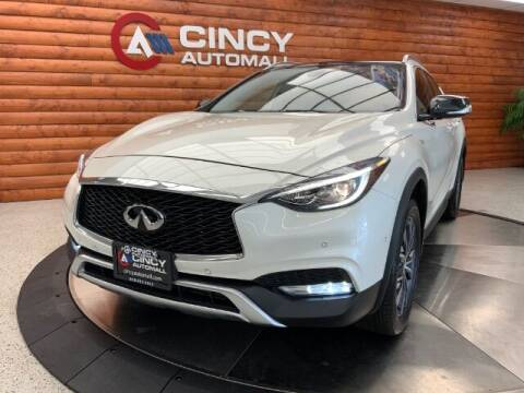 2017 Infiniti QX30 for sale at Dixie Motors in Fairfield OH