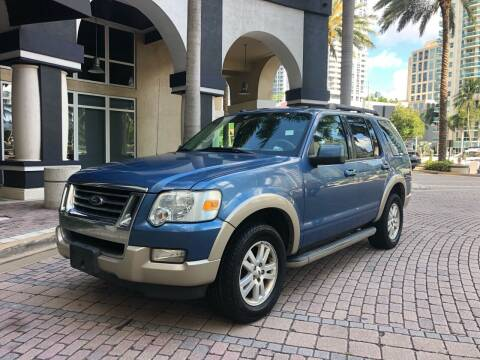 2009 Ford Explorer for sale at Florida Cool Cars in Fort Lauderdale FL