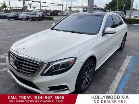 2015 Mercedes-Benz S-Class for sale at JumboAutoGroup.com in Hollywood FL