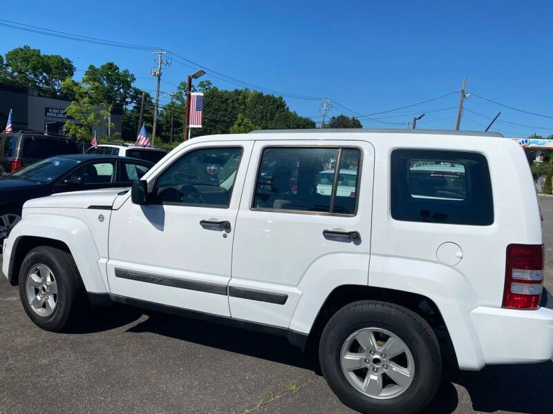 2011 Jeep Liberty for sale at Primary Motors Inc in Commack NY