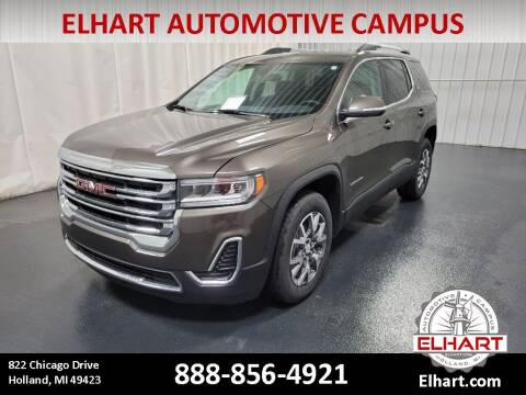 2020 GMC Acadia for sale at Elhart Automotive Campus in Holland MI