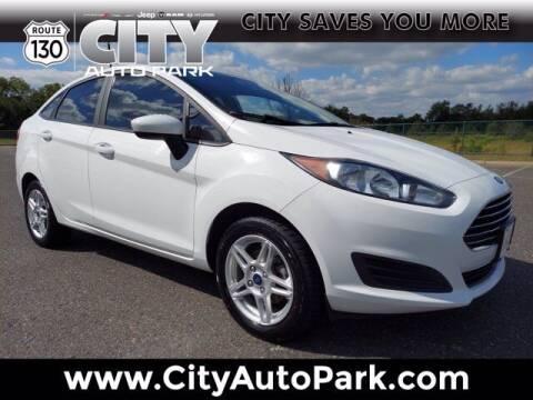 2017 Ford Fiesta for sale at City Auto Park in Burlington NJ