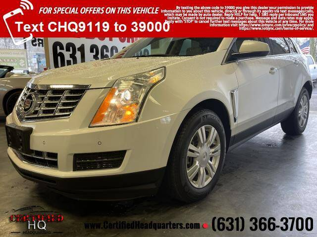 2014 Cadillac SRX for sale at CERTIFIED HEADQUARTERS in St James NY