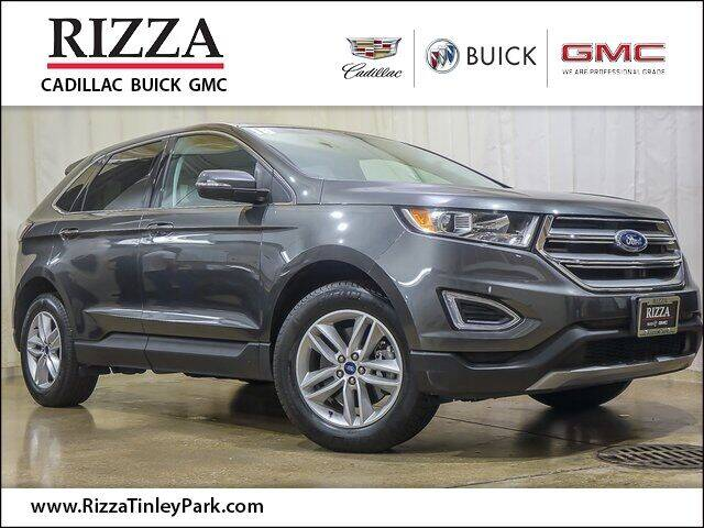 2018 Ford Edge for sale at Rizza Buick GMC Cadillac in Tinley Park IL