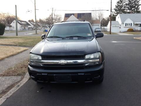 2004 Chevrolet TrailBlazer for sale at Inter Car Inc in Hillside NJ