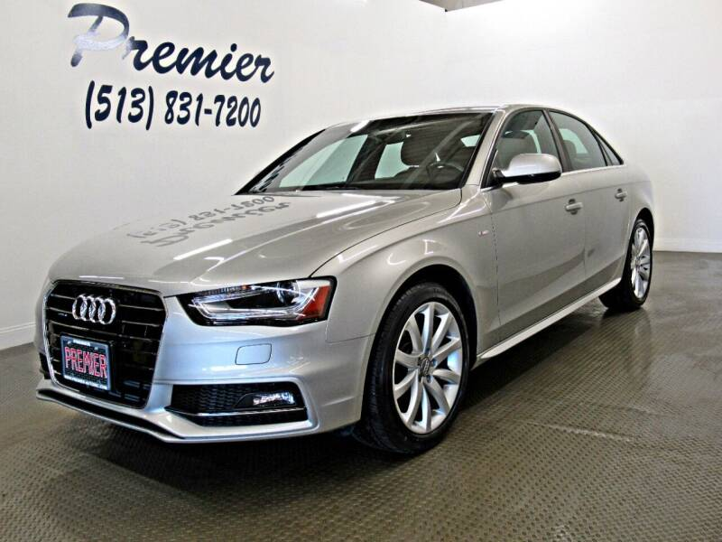 2014 Audi A4 for sale at Premier Automotive Group in Milford OH