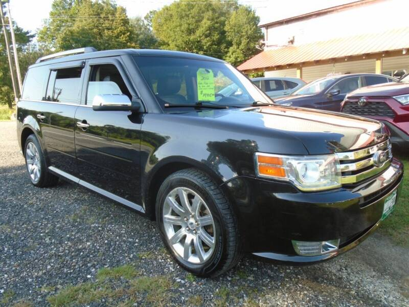 2012 Ford Flex for sale at Wimett Trading Company in Leicester VT