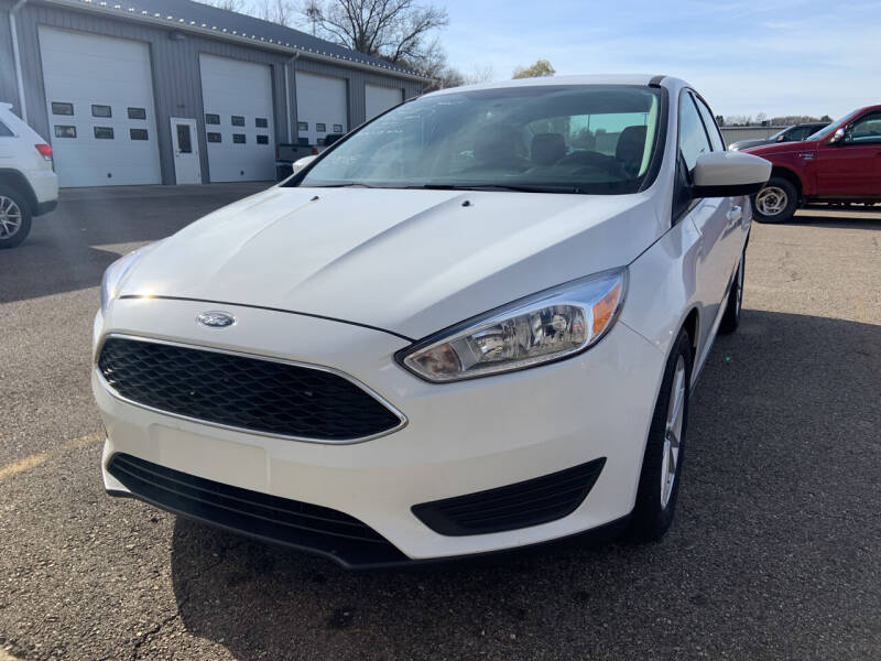 2018 Ford Focus for sale at Blake Hollenbeck Auto Sales in Greenville MI