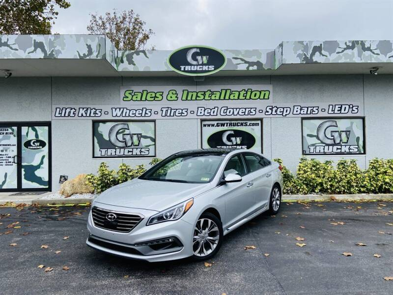 2015 Hyundai Sonata for sale at Greenway Auto Sales in Jacksonville FL