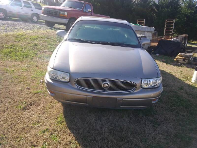 2002 Buick LeSabre for sale at WARREN'S AUTO SALES in Maryville TN