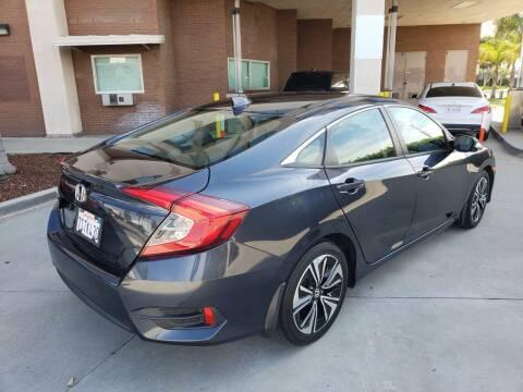 2016 Honda Civic for sale at Auto Facil Club in Orange CA