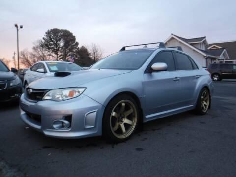 2014 Subaru Impreza for sale at Rob Co Automotive LLC in Springfield TN