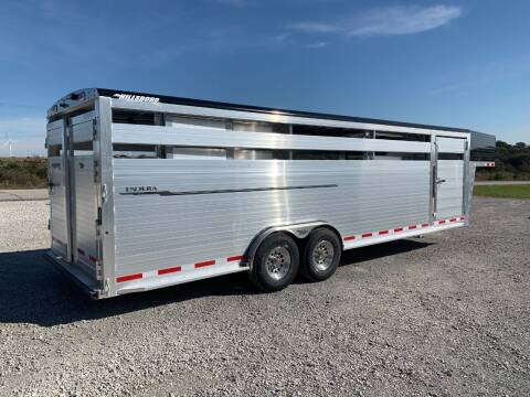 2020 Hillsboro Endura Livestock 7.5-26-68 for sale at Schrier Auto Body & Restoration in Cumberland IA