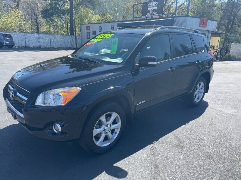 2010 Toyota RAV4 for sale at 3 BOYS CLASSIC TOWING and Auto Sales in Grants Pass OR