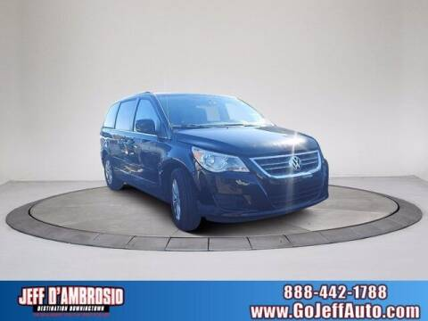 2012 Volkswagen Routan for sale at Jeff D'Ambrosio Auto Group in Downingtown PA
