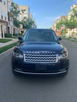 2015 Land Rover Range Rover for sale at Pak1 Trading LLC in South Hackensack NJ