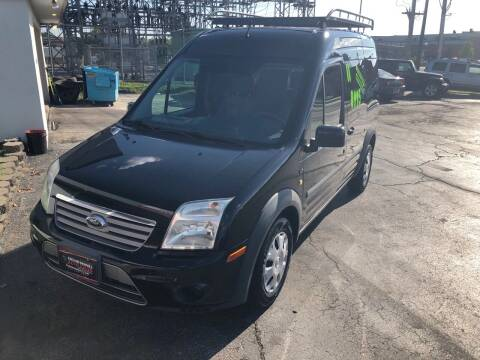 2011 Ford Transit Connect for sale at Downing Auto Sales in Des Moines IA