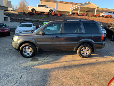 2005 Honda Pilot for sale at State Line Motors in Bristol VA