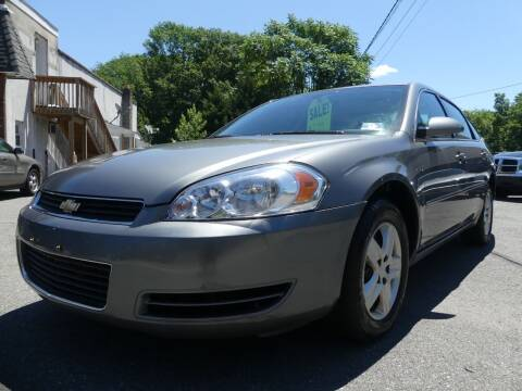 2008 Chevrolet Impala for sale at P&D Sales in Rockaway NJ