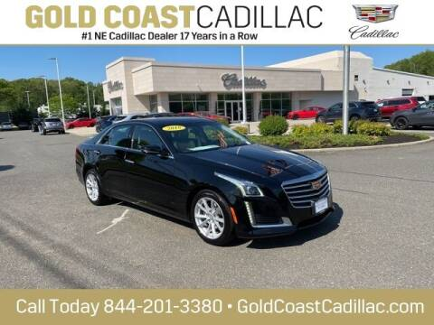 2018 Cadillac CTS for sale at Gold Coast Cadillac in Oakhurst NJ