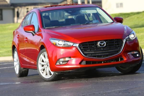 2017 Mazda MAZDA3 for sale at MGM Motors LLC in De Soto KS