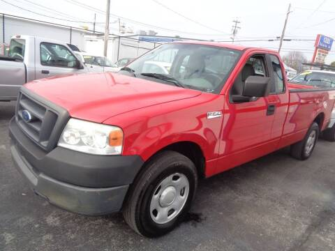 2005 Ford F-150 for sale at Cars Unlimited Inc in Lebanon TN
