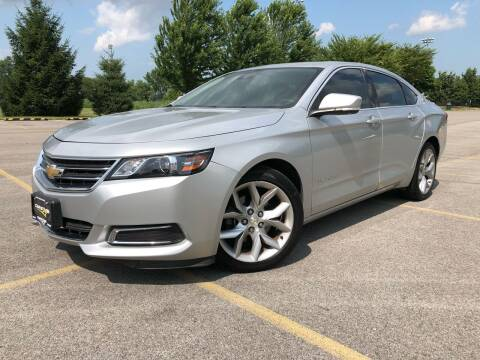 2014 Chevrolet Impala for sale at Car Stars in Elmhurst IL