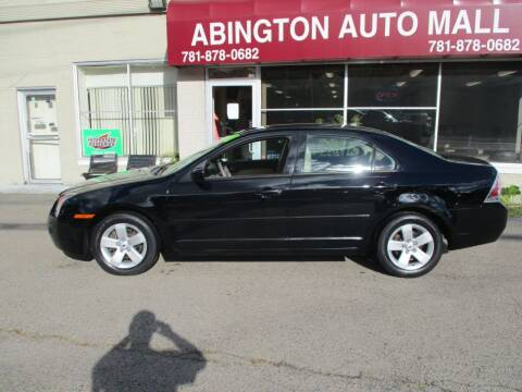 2008 Ford Fusion for sale at Abington Auto Mall LLC in Abington MA