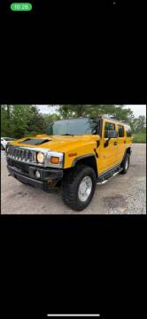 2003 HUMMER H2 for sale at Triple A Wholesale llc in Eight Mile AL