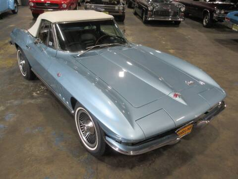 1966 Chevrolet Corvette for sale at Island Classics & Customs in Staten Island NY