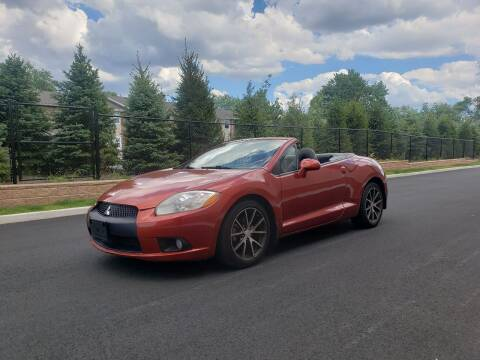 2011 Mitsubishi Eclipse Spyder for sale at Innovative Auto Group in Little Ferry NJ