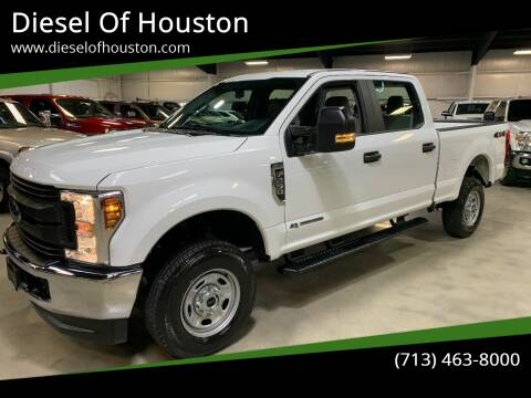 2019 Ford F-250 Super Duty for sale at Diesel Of Houston in Houston TX
