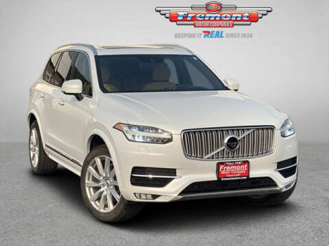 2017 Volvo XC90 for sale at Rocky Mountain Commercial Trucks in Casper WY