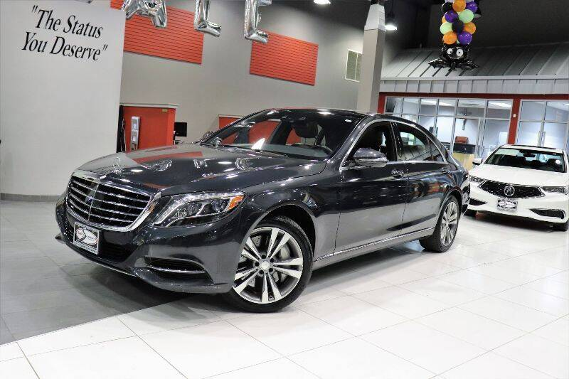 2016 Mercedes-Benz S-Class for sale at Quality Auto Center in Springfield NJ