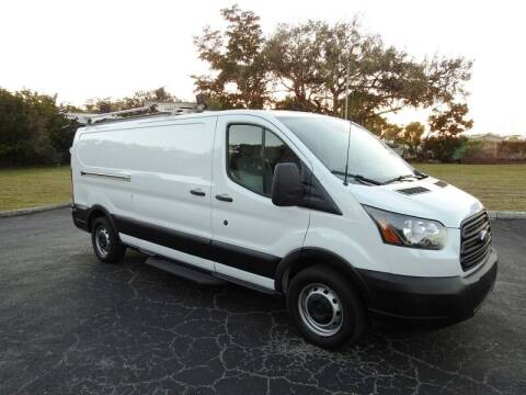 2017 Ford Transit Cargo for sale at SUPER DEAL MOTORS 441 in Hollywood FL