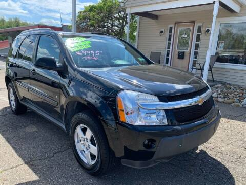2006 Chevrolet Equinox for sale at G & G Auto Sales in Steubenville OH