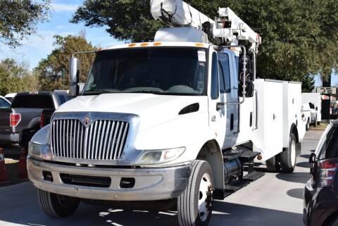 2003 International DuraStar 4300 for sale at Capital City Trucks LLC in Round Rock TX