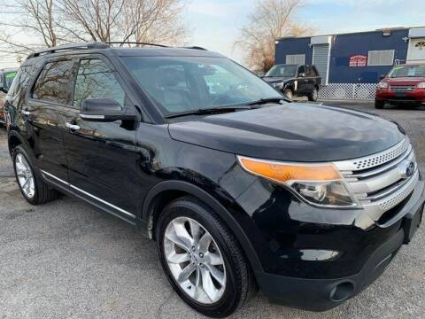 2013 Ford Explorer for sale at TD MOTOR LEASING LLC in Staten Island NY