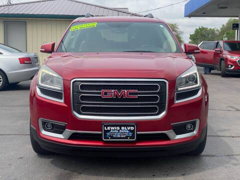 2013 GMC Acadia for sale at Lewis Blvd Auto Sales in Sioux City IA