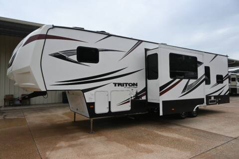 2017 Keystone Voltage 3451 for sale at Thurston Auto and RV Sales in Clermont FL