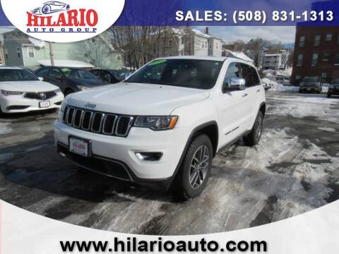 2018 Jeep Grand Cherokee for sale at Hilario's Auto Sales in Worcester MA