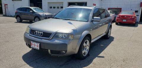 2004 Audi Allroad for sale at Union Street Auto in Manchester NH