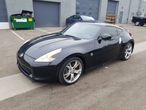 2012 Nissan 370Z for sale at The Car Buying Center in St Louis Park MN