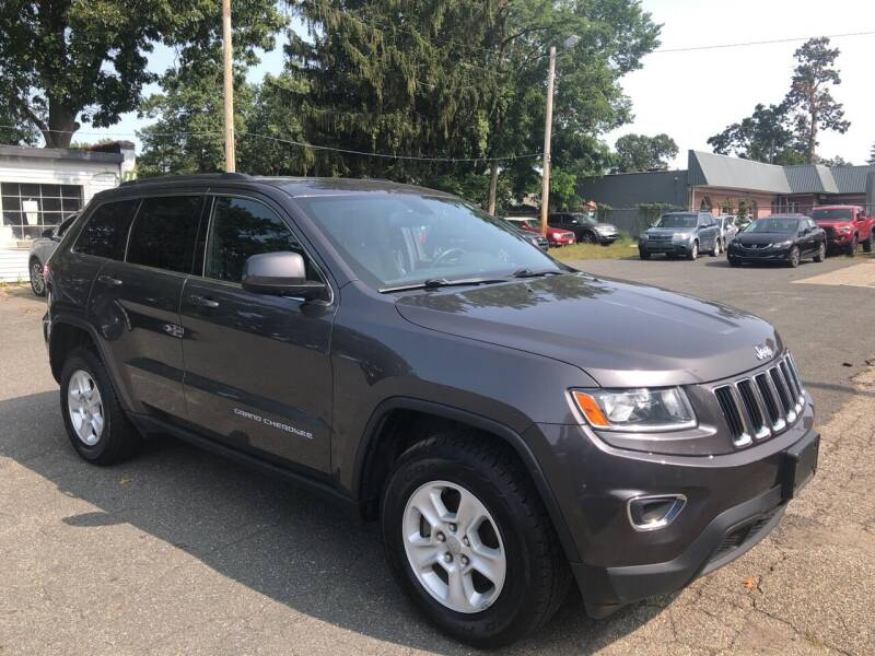2015 Jeep Grand Cherokee for sale at Chris Auto Sales in Springfield MA